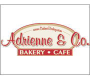 Adrienne and Copmany Restaurant Logo Design