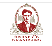 Barneys Sauce Logo Development