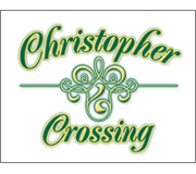 Christopher Crossing Homes Logo Design