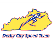 Derby City Speed Team Logo Design
